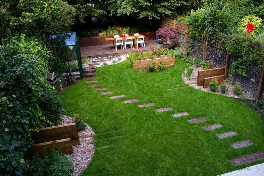 Jardines Simples