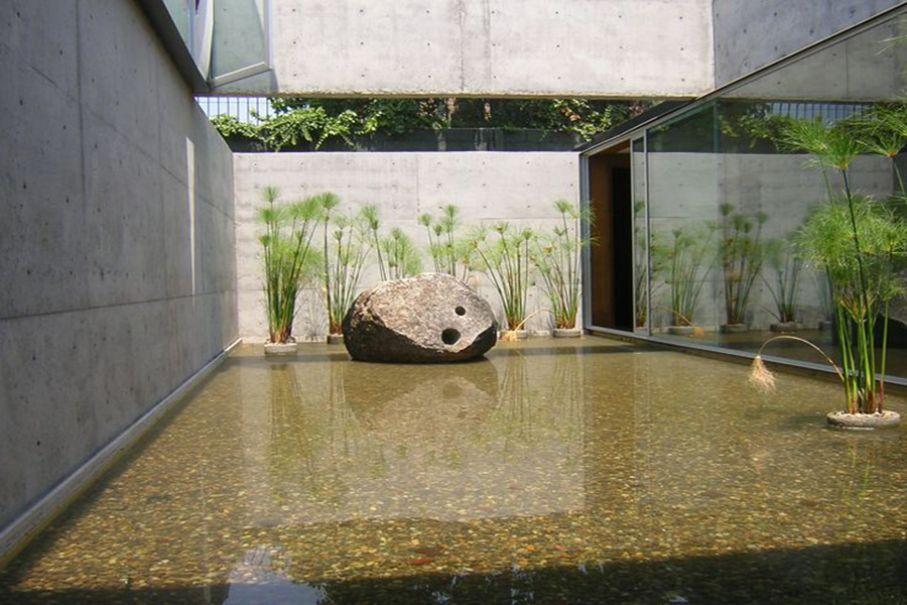 Imagen 75 Cristal de agua interior en obra